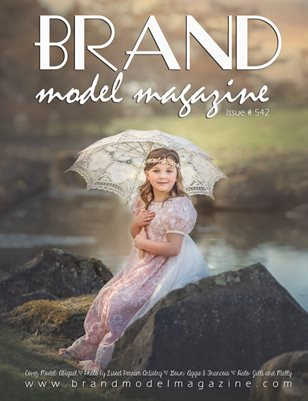 Brand Model Magazine  Issue # 542