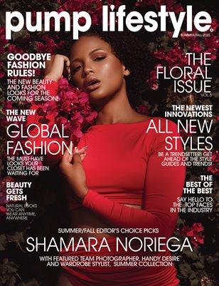 PUMP Magazine | The Floral Edition | Vol.3