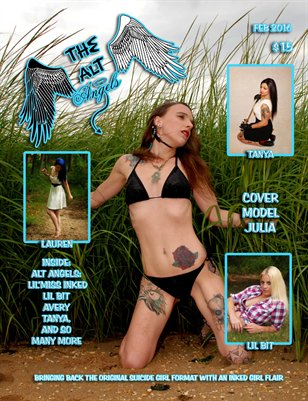 Alt Angels Magazine Feb 2016