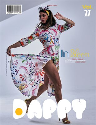Dappy Magazine Aug 2021 (Vol-27)