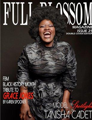 Full Blossom Magazine Issue 25 -KAREN SPOONER