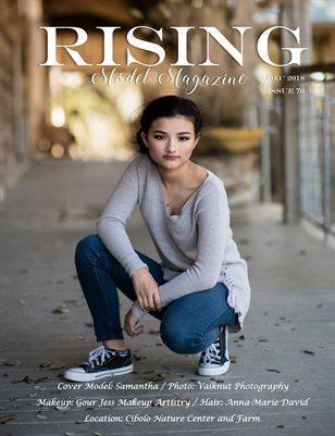 Rising Model Magazine Issue #70