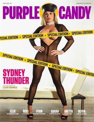 PURPLE CANDY MAGAZINE SPECIAL EDITION MARCH-APRIL 2021