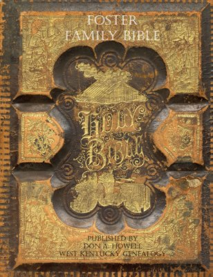 Foster Family Bible