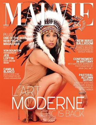 MALVIE Mag The Artist Edition Vol 56 November 2020