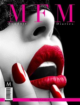 Mcglory Fashion Magazine OCT-Boudoir Diaries