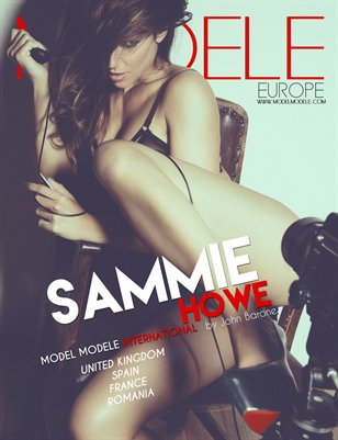 Model Modele Magazine Presents Europe - Sammie