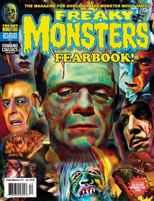 Freaky Monsters #17