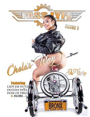 FASS LYFE MAGAZINE CHELA'S ISSUE 1