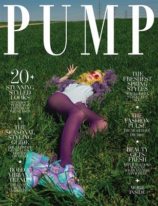 PUMP Magazine | Spring Look-book | Vol.5 | April 2020