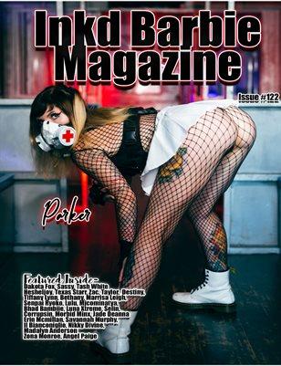 Inkd Barbie Magazine Issue #122 - Parker