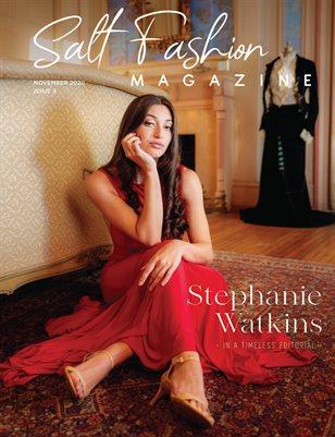 Salt Fashion Magazine, Issue 3 November 2020.