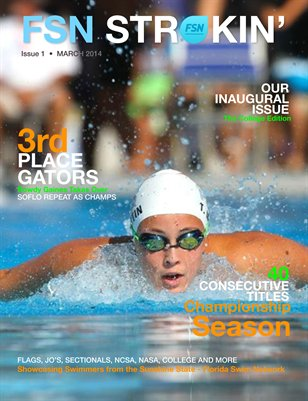 Florida Swim Network's MARCH Magazine