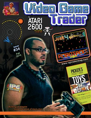 Video Game Trader #34 (Fall 2015)