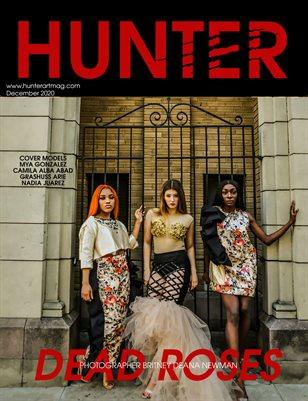 HUNTER Magazine issue DECEMBER 2020 vol.3
