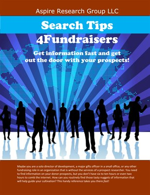 Search Tips 4Fundraisers