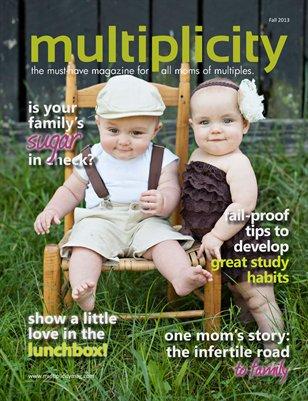 Multiplicity - Fall 2013