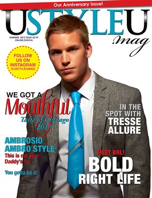 USTYLEU SUMMER 2013 ISSUE
