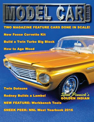 Model Car Builder No. 23