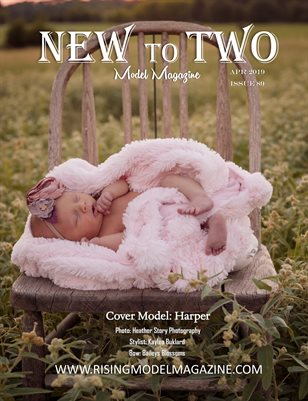 New To Two Model Magazine Issue #89