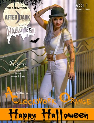TDM:Afterdark : Sinthe Halloween 2020 Vol.1 Cover 2