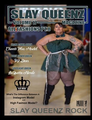 Slay Queenz Magazine Vol.17 'ALL FASHIONS' Pt.8