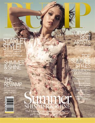 PUMP Magazine - The Summer Edition - Vol. 2 - July 2018