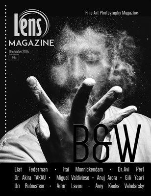 Lens Magazine Issue#15 -The Big Black&White Issue