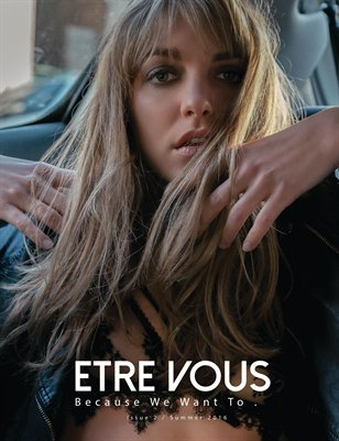 Etre Vous Issue 2 - Summer 2016