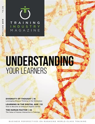 May/June 2019 | Understanding Your Learners
