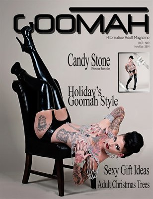 Goomah Magazine - Nov/Dec 2014 - Cover 1
