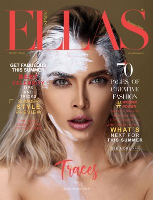 ELLAS Magazine | The July Fashion & Beauty Edition | Vol.1 | 2021