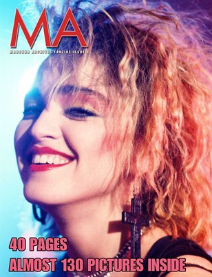 Madonna Archives Fanzine Issue 8