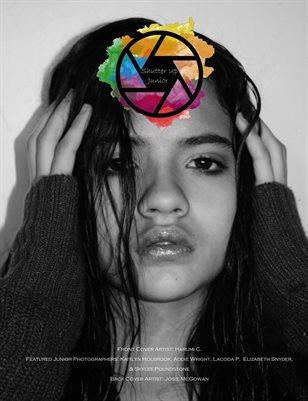 Shutter Up Junior Magazine, Issue 1