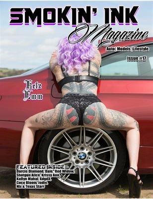 Smokin' Ink Magazine Issue #17 - Kelz Emm