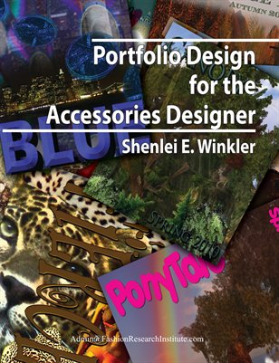 Portfolio Design for Accessories Designers