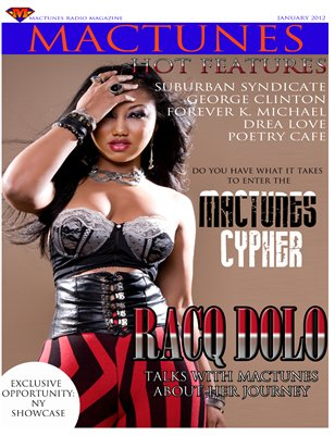 MACTUNES MAGAZINE JANUARY 2012