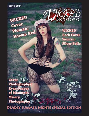 WICKED Women Magazine- Deadly Summer Nights Special Edition- June 2014
