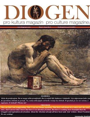 DIOGEN pro culture magazine No 4_ Annual..21.3.2014