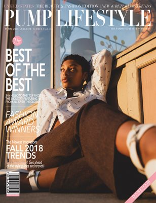 PUMP Lifestyle - The Beauty & Fashion Edition | October 2018 | Vol.6