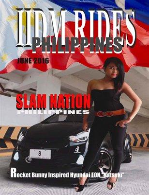 IIDM RIDES PHILIPPINES JUNE 2016