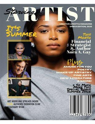 Starving Artist Magazine, Summer Bonus 2020