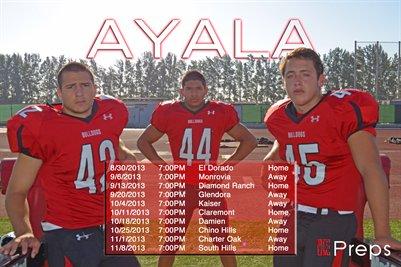 Ayala Schedule