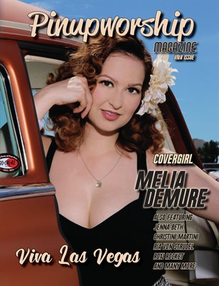 Viva Issue Melia Cover