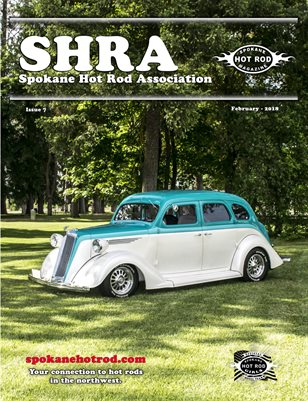 SHRA Magazine - Feb 2018 - Issue #7