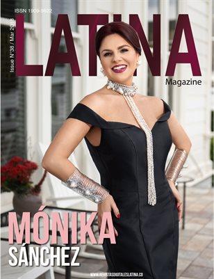 LATINA MAGAZINE - MARCH 2018 - N°38