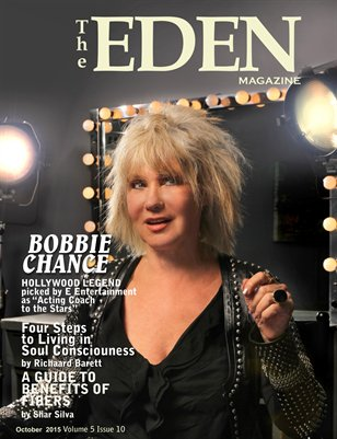 The Eden Magazine October issue 2015