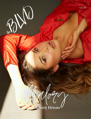 The BLVD Magazine Vol. 48 Featuring Malory Henao