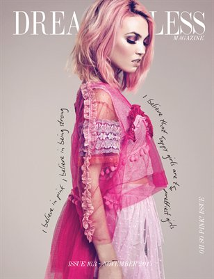 DREAMINGLESS MAGAZINE - OH SO PINK - ISSUE 16.3