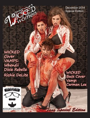 WICKED Women Magazine- Fang Special Edition: December 2014